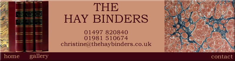 The Hay Binders